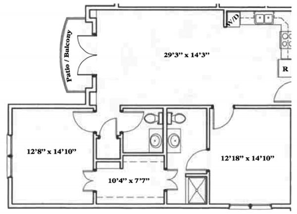 SS-2 Bed