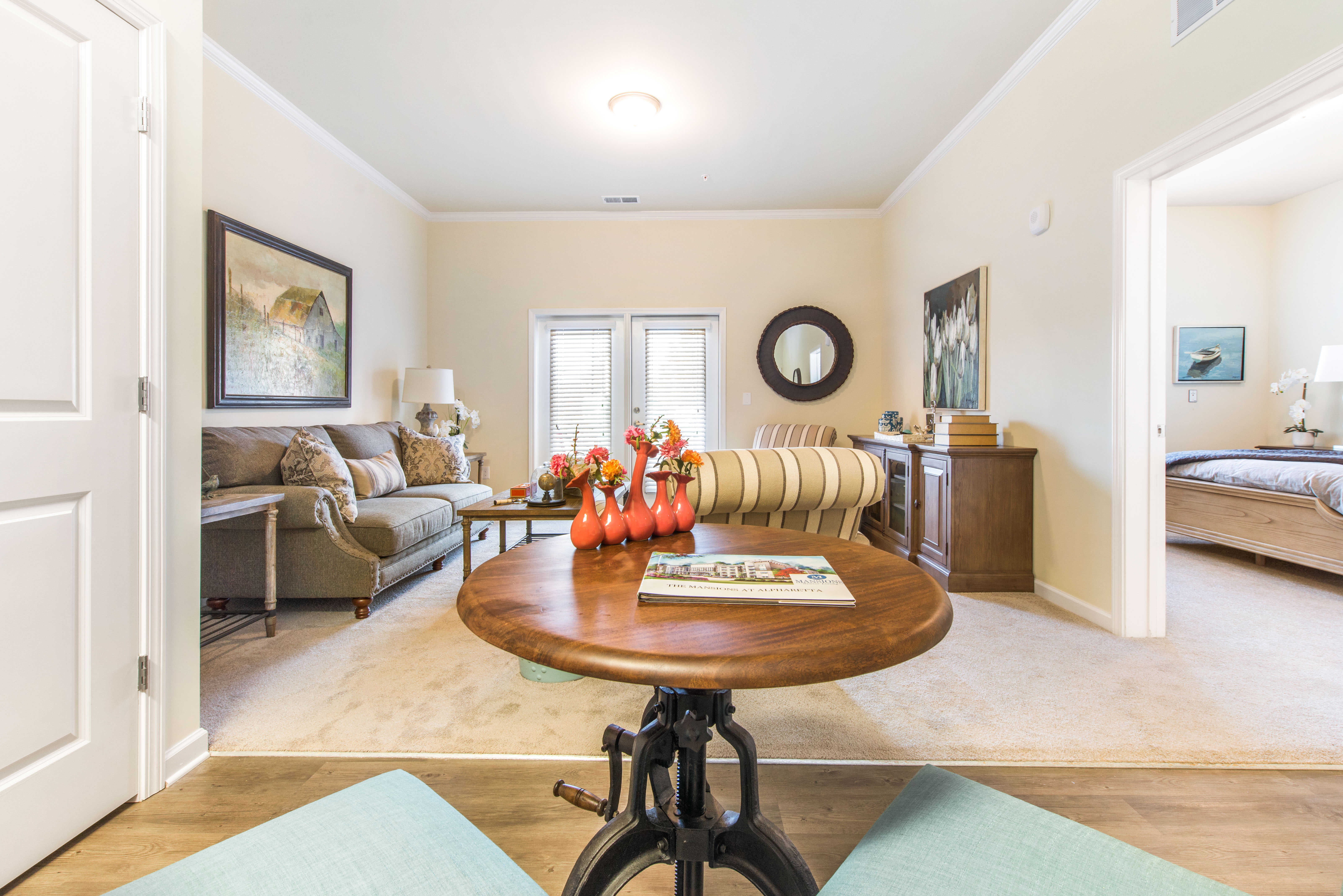 The Mansions at Alpharetta Senior Living Georgia Gallery 10