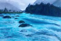turpin, patty, Turbulent Water