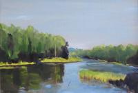 short, rosalie, James river east of bypass