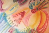 Vest, Marianne, Floral Shapes