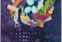 Powers, Patty, Nesting in Purple