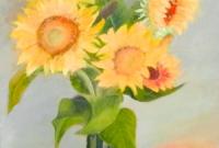 Sunflowers, Seymour Woodnick