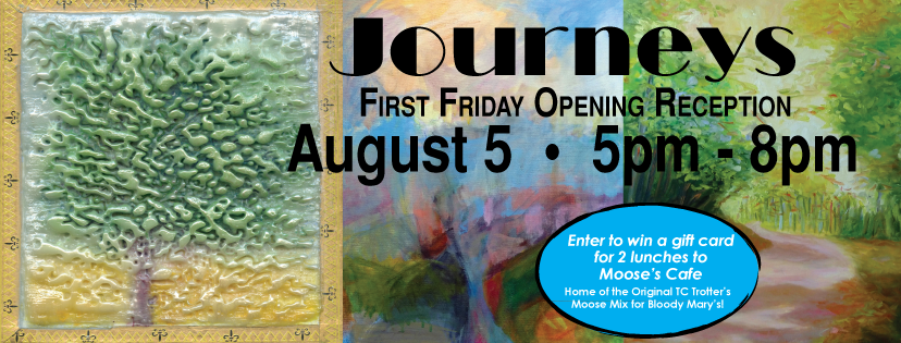 August 2016 – Journeys