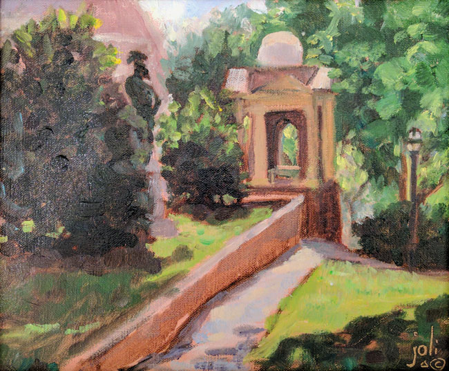 "Interviews with the Artists | Recent Acquisitions: ""Plein Air at Randolph"""