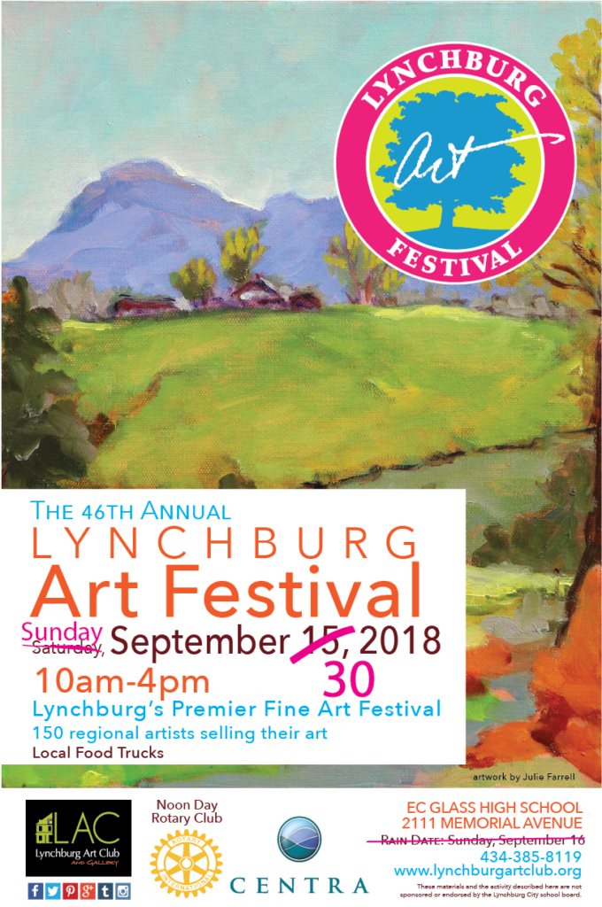art festival revised date