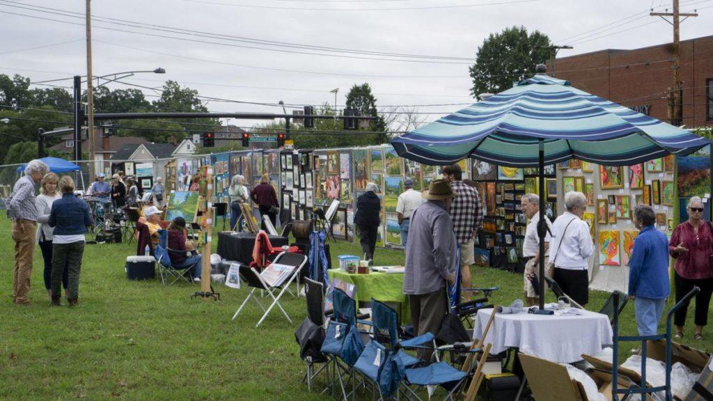 lynchburg art festival