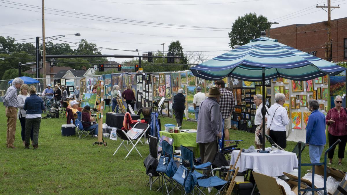Lynchburg Art Festival Marks 46th Year
