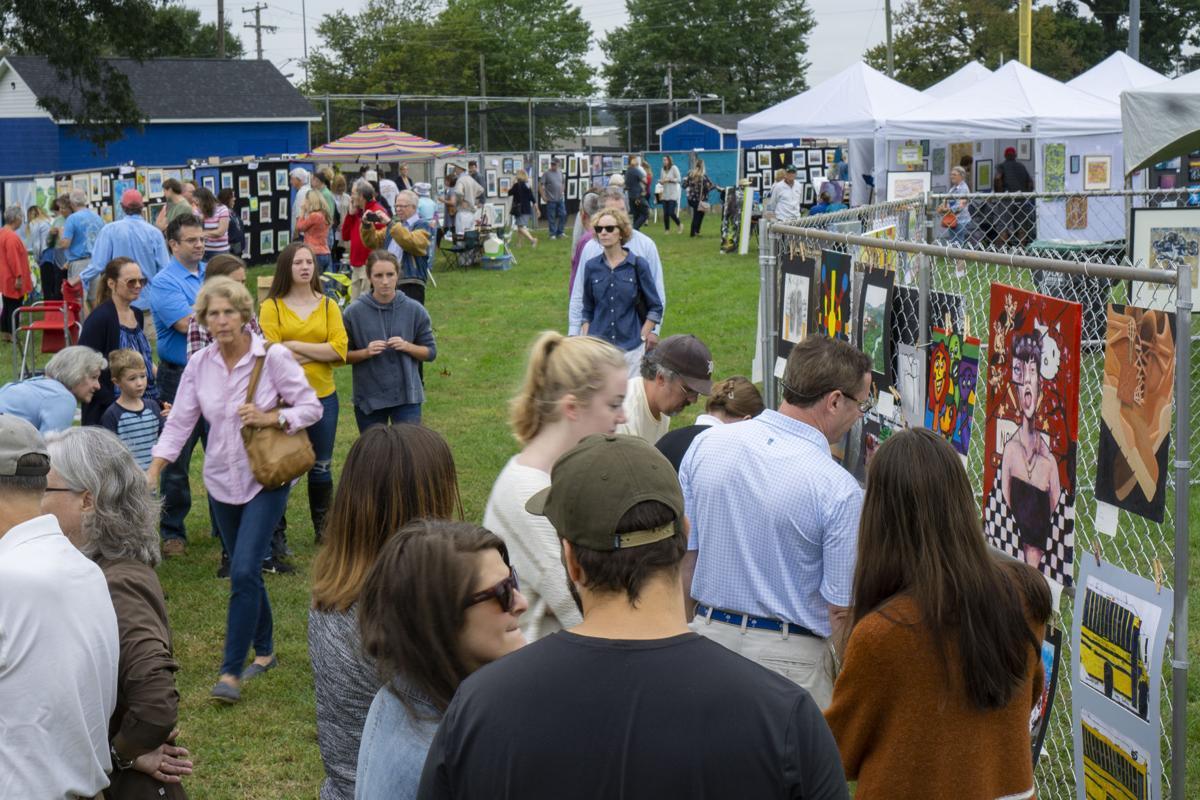 Lynchburg Art Festival Announces Awards