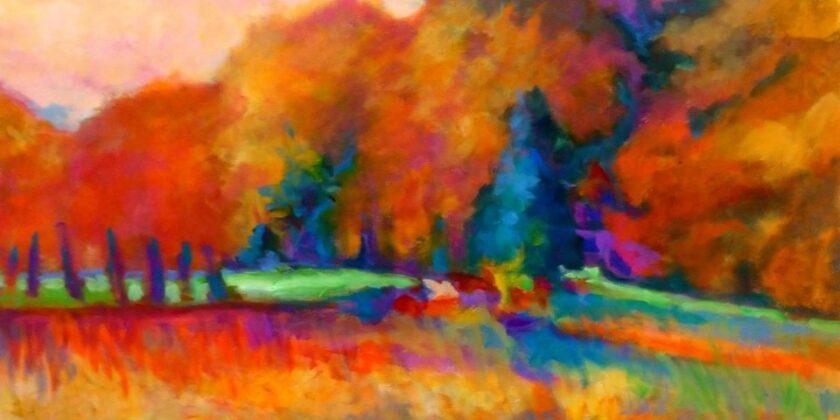 Oil Painting Glazing Technique Workshop