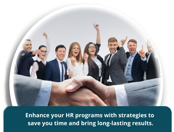 Cortel Improvement will help you enhance your HR programs with strategies to save you time and bring long-lasting results.