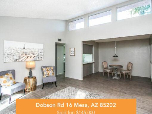 930 S Dobson Rd 16 Mesa, AZ 85202
