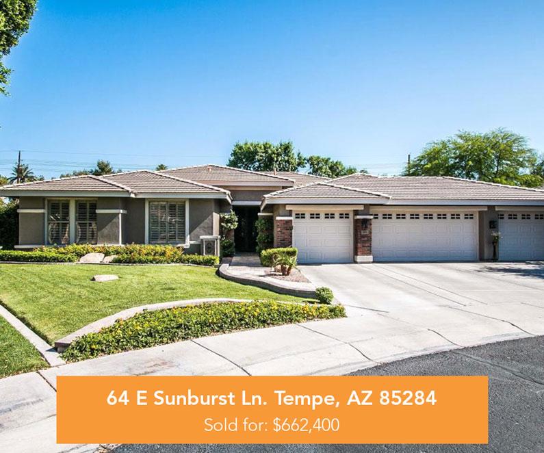 64 E. Sunburst Ln, Tempe, AZ 85284