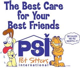 Pet Sitters International Logo