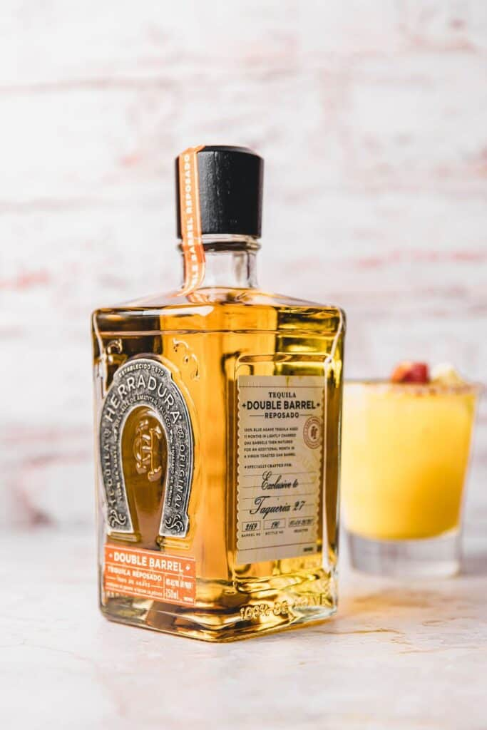Herradura Doble Barrel Reposado