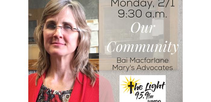 "Radio Interview, ""Our Community"" Ohio Divorce Law"