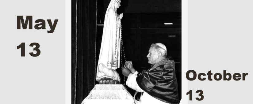 100th Anniversary of Fatima Marks our Appeal to Signatura