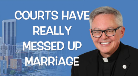 Divorce Laws are Highly Problematic – Radio Monsignor