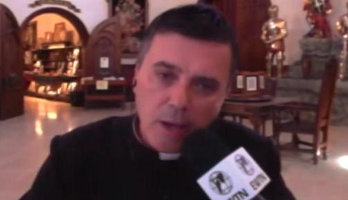 Fr. Menezez says Faithful Spouse is Hero