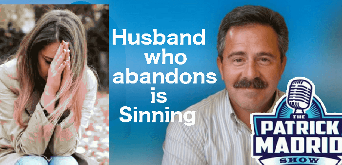 Husband who Abandons is Sinning