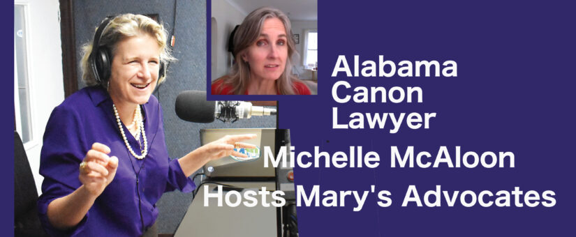 Diocesan Canon Lawyer Hosts Mary's Advocates on Radio