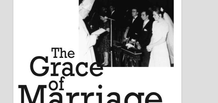 The Grace of Marriage – 2006 – Fr. de Chivré