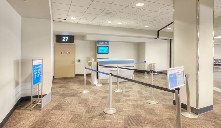 Hangar Image - Soltek Pacific