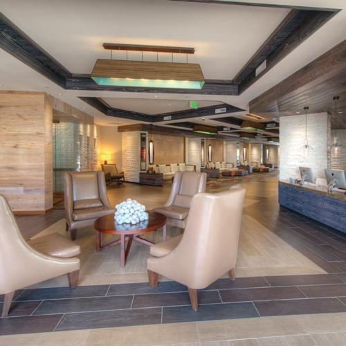 Luxury Oceanfront Hotel