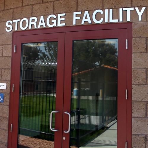Personal Locker Storage Facility Contract