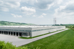 Distribution Center - Industrial Services