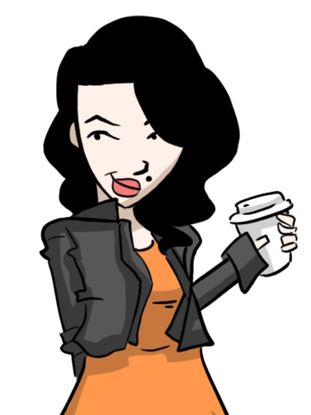 cartoon or Michelle Chance Features Editor