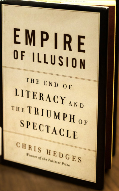 Empire Of Illusion Book