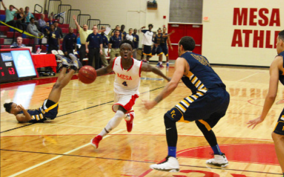 basket ball players Photo courtesy of MCC athletics