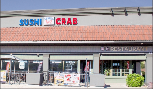 Image of Crazy Sushi and Crab keeps their selection of seafood affordable for MCC students.