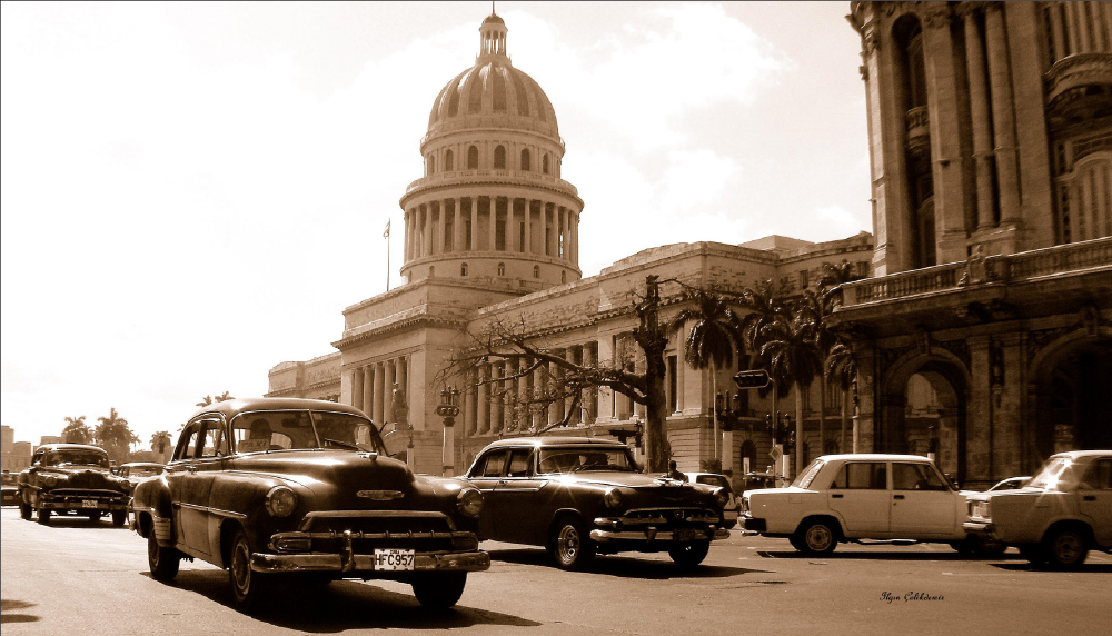 """Obama visited Havana, Cuba from March 20-22. The president's administration has recently begun to work with Cuba's government to """"thaw"""" relations that have been stagnant for five decades."""