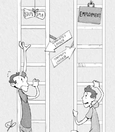 (Cartoon: Gabriela Juarez / Mesa Legend)