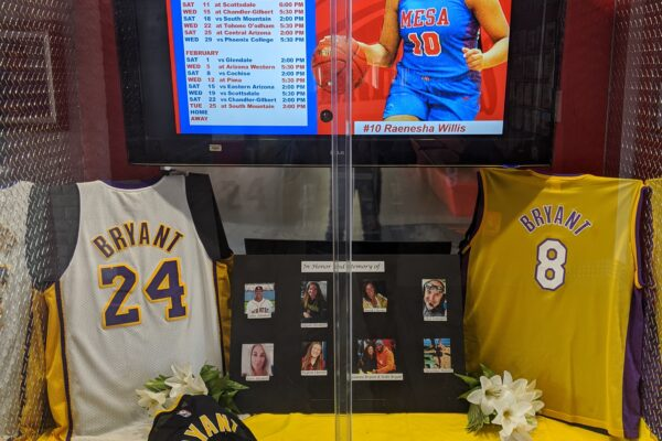 T-Bird Basketball players remember Kobe Bryant