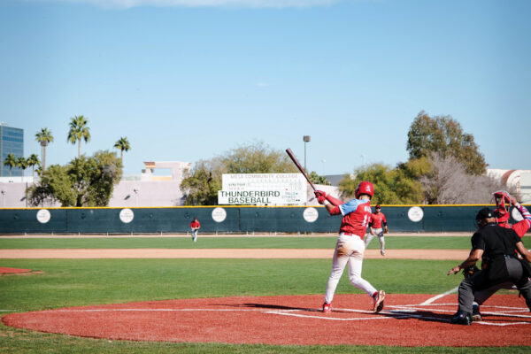 Men's Baseball Undefeated After Seven Innings