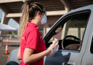 Clinic opens free coronavirus drive-thru testing at MCC