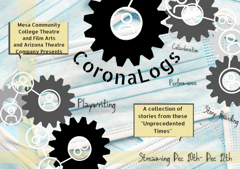 MCC collaborates with Arizona Theatre Company for Coronalogs