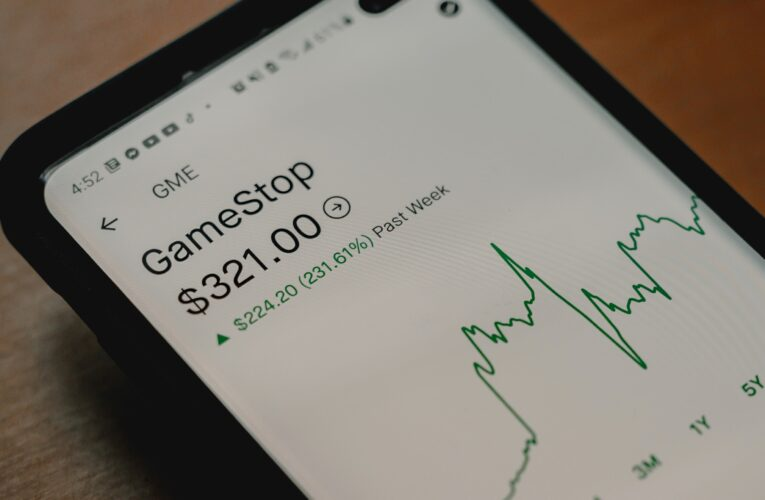 Lessons learned from Reddit's use of Gamestop Stock