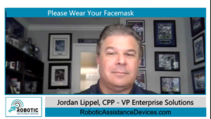 RAD Jordan Lippel with Chuck Harold