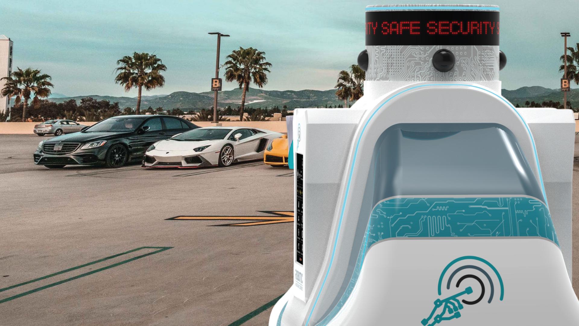 ars vs man guarding luxury car parking lot 2 1920x1080 1