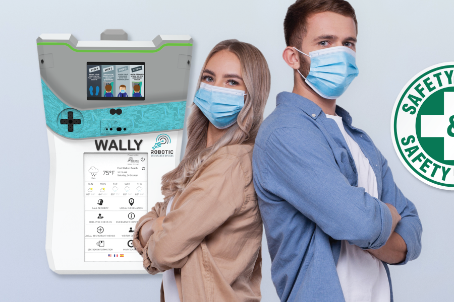 Wally HSO in use doorway 900x600 1