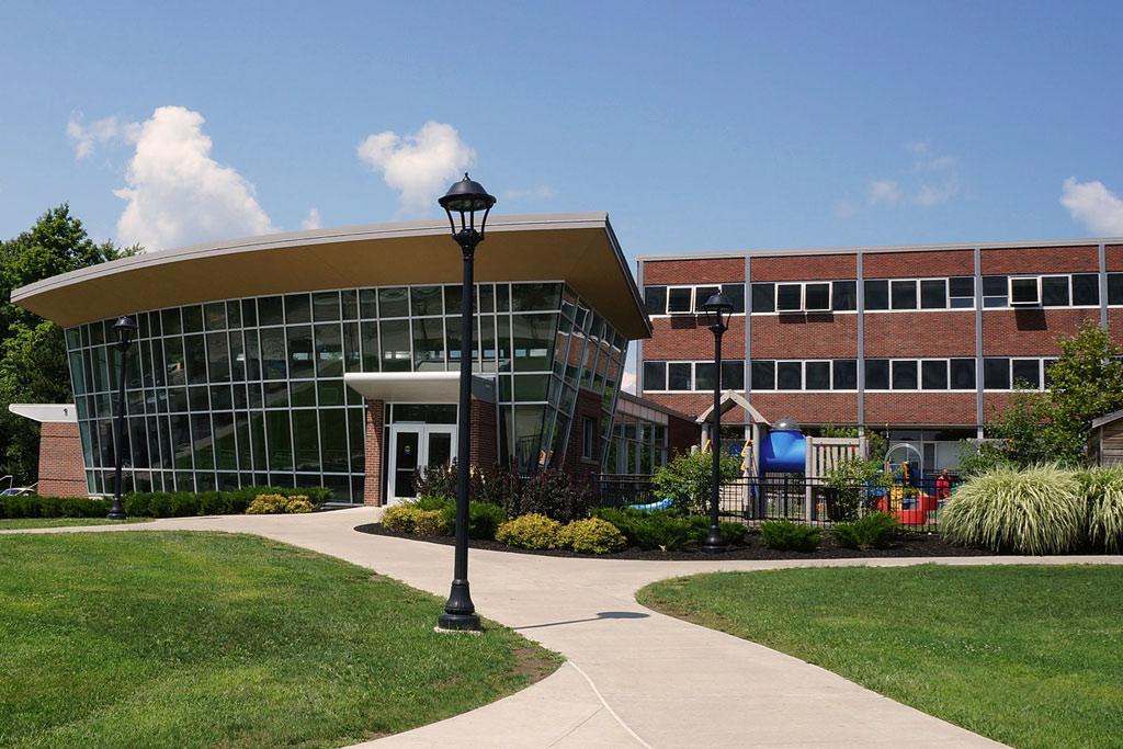 College Campus Photo