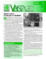 2015 Summer Vantage