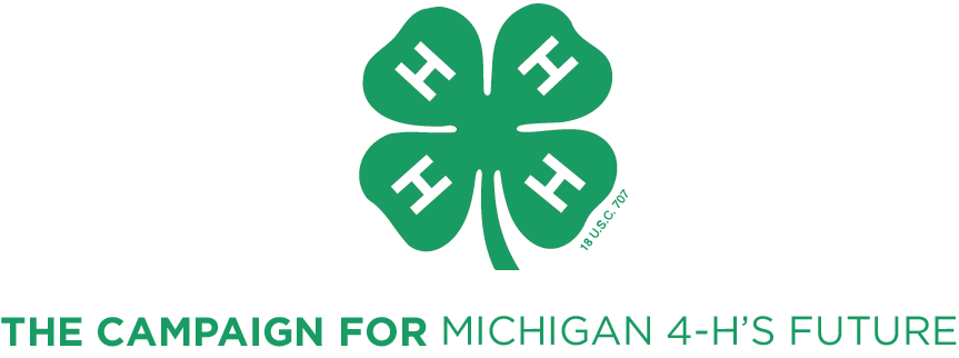 The Campaign for Michigan 4-H's Future