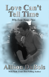 Love Can't Tell Time Book Cover