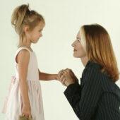 Allison Teaches her Daughter