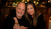 Stephen and Lauren Simon
